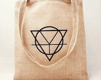 Shoulder bag - Jute