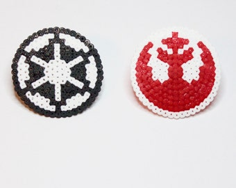 Perler / Hama Bead Star Wars Emblems