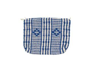 Blue Clutch - BRASIYOU