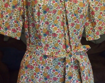 Vintage 60's-70's day dress