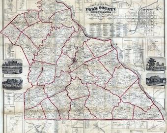 Western Pa Zip Code Map