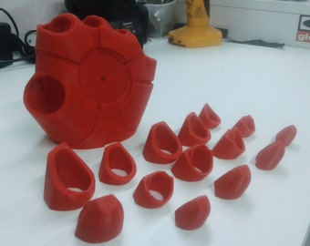 3D printed Iron Hand, single, left or right.