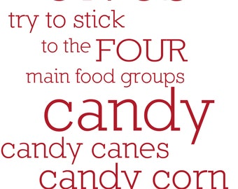 BOGO!!!  Candy, candy canes, candy corn, and syrup 8x10 File.