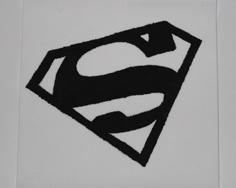 Superman Logo & The Beatles