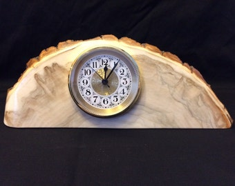 H16003 fireplace clock