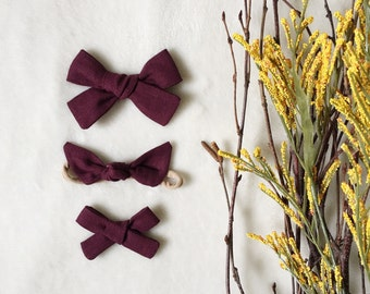 MULBERRY - Fall Linen Solids | Select Style