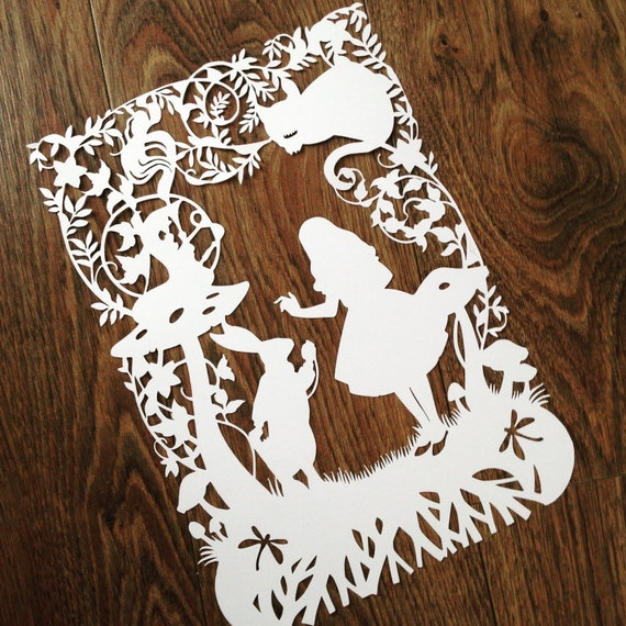 Home Decor Children 39 S Decor Alice In Wonderland Wall Art