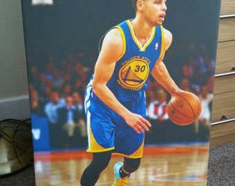 Stephen Curry Canvas