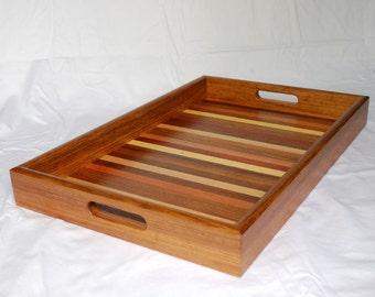 elegant serving tray