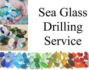 Sea Glass Drilling Service