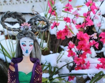 Sakura Geisha Artdoll
