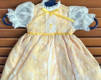 Party Dress with Petticoat