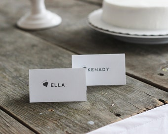 Bridal Shower Party Labels