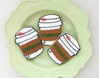 Starbucks Cup Cookies