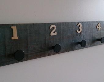 Coat rack handmade Ref. 004