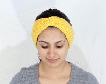 Sunshine Yellow Headband Sunshine Headband Accessory Sunshine Accessories Yellow Sunshine Headband Accessory Sunshine Yellow Headband