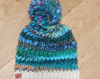 Blue Winter Hat