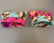 Sale!  Reversible Hedgehog Snuggle Sack/Bag