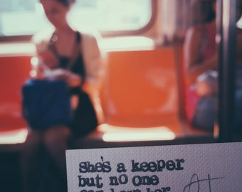 Train Writer Series no. 47