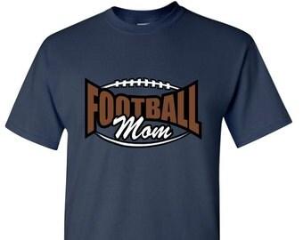 Football Mom Football Shirt
