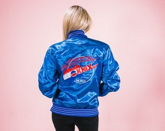 "Vintage KNIX ""AZ's Best Country"" Jacket"