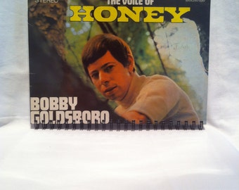 1972 Bobby Goldsboro Notebook