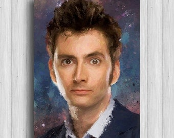 10th doctor who poster David Tennant