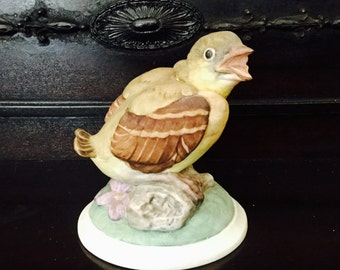 Boehm Baby Goldfinch Figurine