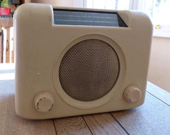 Vintage radio bluetooth speaker - Bush DAC90A converted