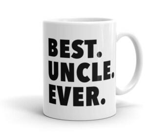 Best Uncle Ever Mug, Uncle Gift, Uncle Mug, Gift for Uncle, Mug for Uncle, New Baby Mug, New Baby Gift, Future Uncle Gift Future Uncle #1074