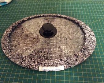 Slow cooker/Crock pot lid cover/steam retainer