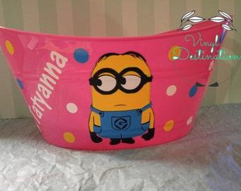 Minions Bucket