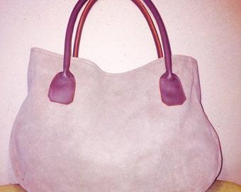shoulder bag 100% pure leather handmade