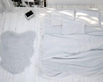 King Linen Duvet Cover, 100% Linen Duvet Cover