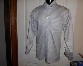 Men's open Back Shirt