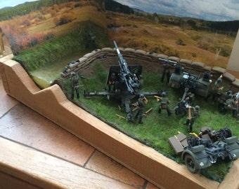 Counter attack at Berezovka