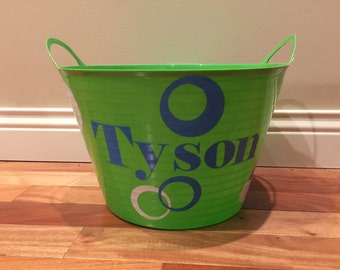 Personalized buckets