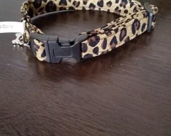 Cheetah Animal print Pet/Dog?cat collar