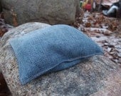 Lavender Scented Denim Heat Pack made with Rice