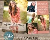 Graduation Announcement - printable