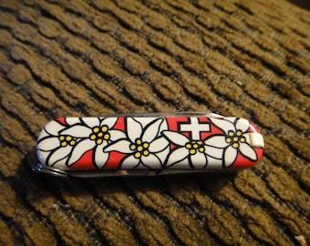 Vintage Swiss Army Knife Etsy