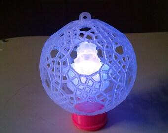 Santa Claus led lamp