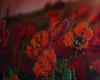 "The picture  ""Poppies""/ Картина ""Маки"""