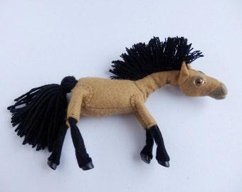Horse, sand horse, puppet horse, toys