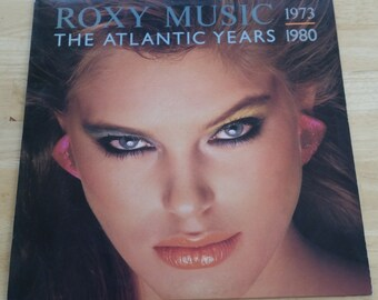 Roxy Music - The Atlantic Years - EGLP 54 / 815 849-1 - 1983 - UK Import