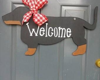 Dog Door Hangers