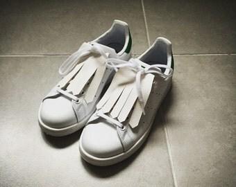 White fringes (adult/child)