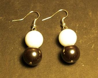 Urim & Thummim Small Earrings Recreation