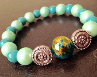 Southern charm bracelet