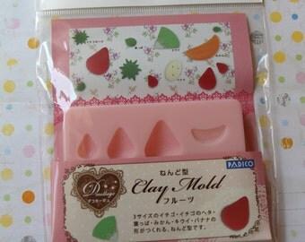 PADICO Clay Mold (Fruits )